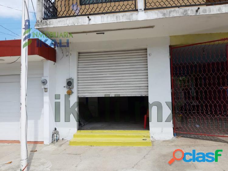 Renta local comercial col. chapultepec poza rica veracruz, chapultepec