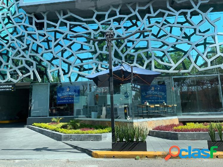 Locales comerciales en renta en green plaza,