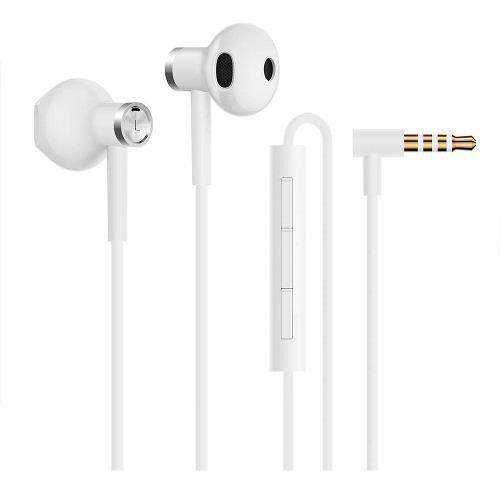Audífonos alámbricos xiaomi mi dual driver earphones