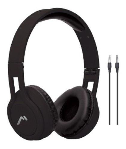 Audífonos diadema cable plano manos libres mitzu 5042