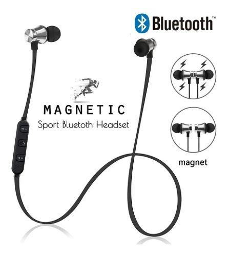 Audifonos bluetooth magneticos inalambricos + funda gratis