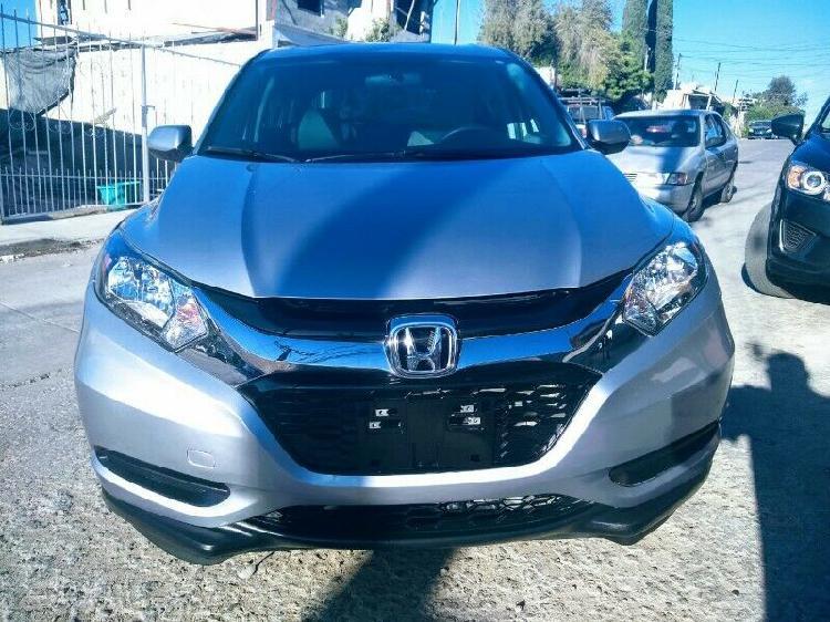 Honda hrv 2018