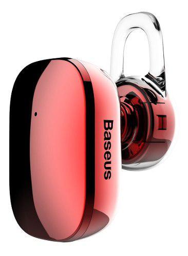 Manos libres audifonos auricular baseus a02 in-ear