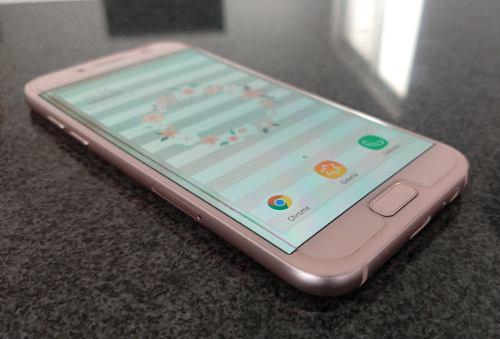 Samsung a5 color rosa excelentes condiciones