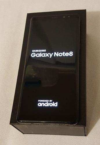 Samsung galaxy note 8 nuevo desbloqueado