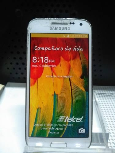 Samsung s4 mini liberado sin detalles con estetica de 7