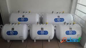 Tanque estacionario de 300 lts tatsa instalado nuevo tizayuca