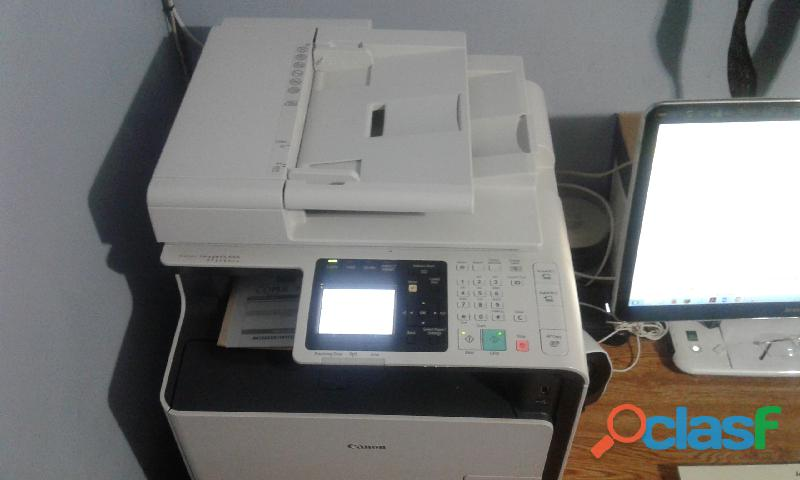 Vendo impresora multifuncional láser canon imageclass mf8280