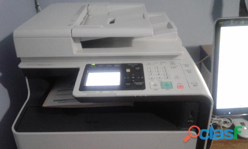 Vendo Impresora Multifuncional Láser Canon Imageclass Mf8280 5