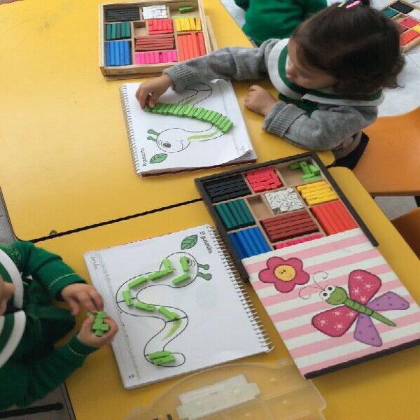 Clases de regularización preescolar, primaria y secundaria