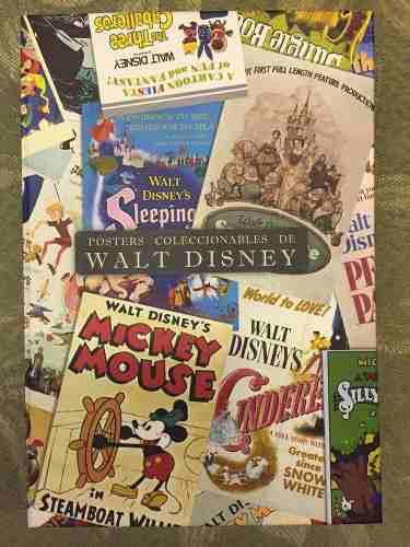 Colección de 50 tarjetas postales disney