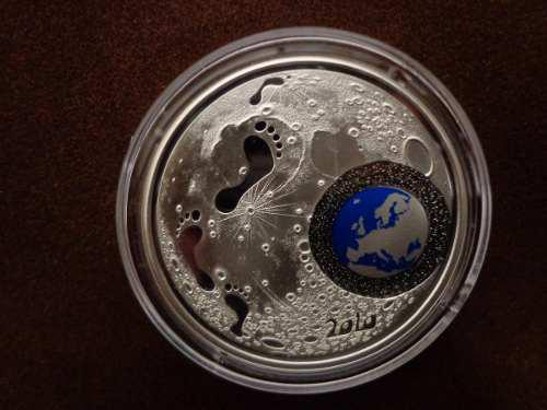Moneda de finlandia 2015 plata 999
