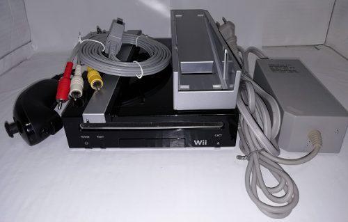 Nintendo wii no retrocompatible 6 juegos incluido