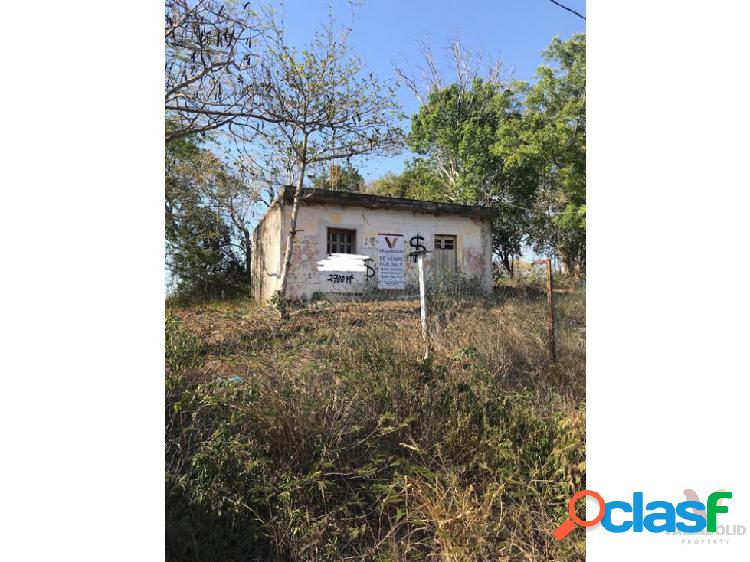 Excelente propiedad en ebtún yucatán