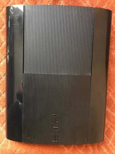 Consola ps3 500gbsuper slim+25 juegos (precio tratar)