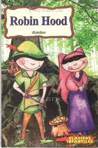 Cuentos infantiles robin hood libros clásicos primaria
