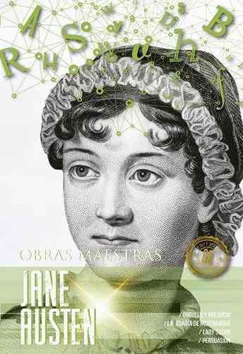 Jane austen ogullo y prejuicio / persuasion obras maestras