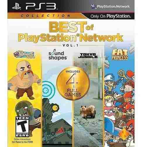 Sony playstation 99205 lo mejor de psn vol 1 ps3
