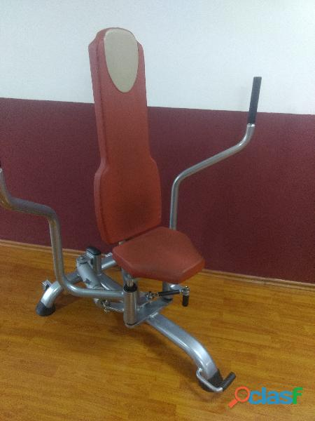 Remato equipo gimnasio tipo curves marca bh