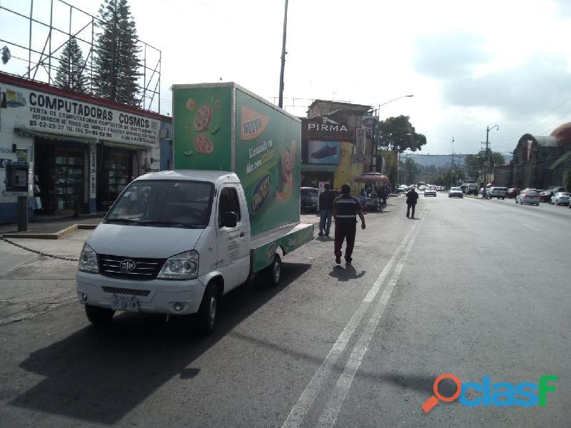 Vallas Móviles en Ciudad Delicias, Chihuahua 2