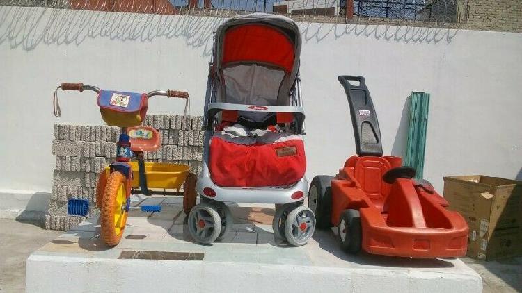 Artículos para bebe y niños pequeños (usados)