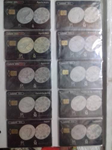 Banco de méxico ladatel tarjetas colección completa 2009