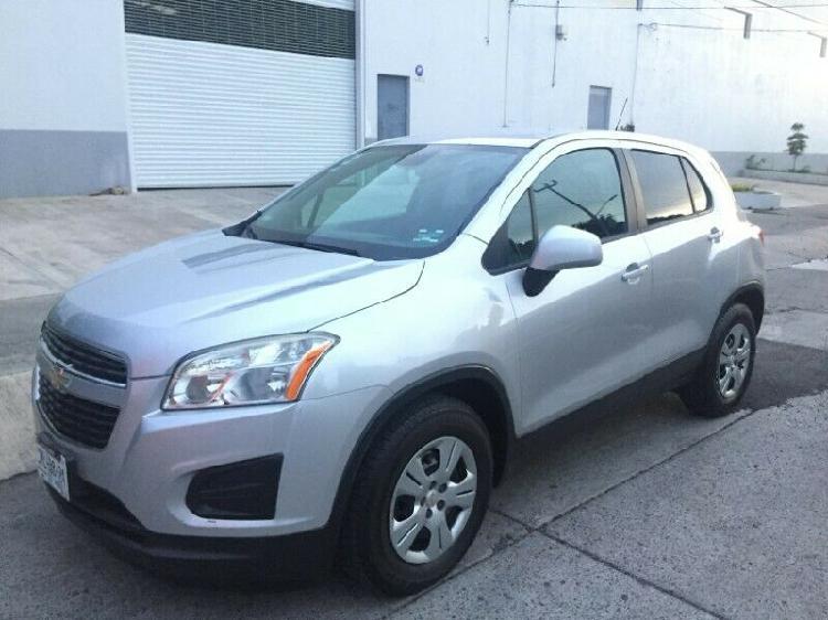 Chevrolet trax ls estandar 2013