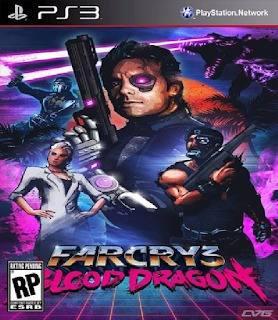 Far cry 3 + 3 blood dragon juego digital ps3