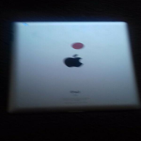 I pad 3ra generación wi fi 16 gb white