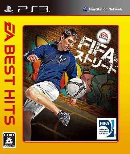 Juegos,fifa street mejor edición para ps3..