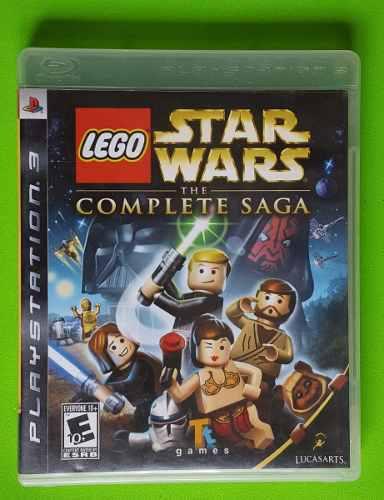 Lego star wars - complete saga juego ps3