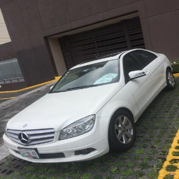 Mercedes benz c200 compressor