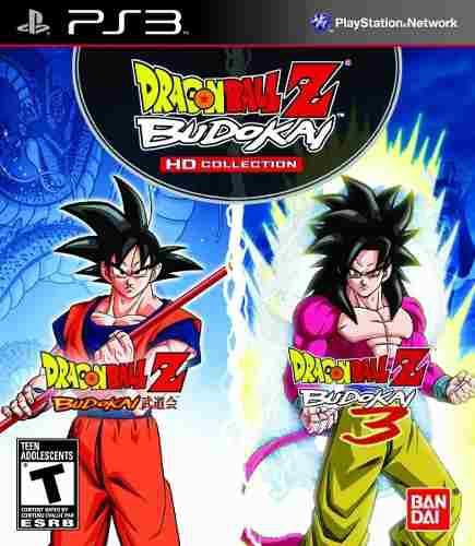 Ps3 - dragon ball budokai hd - juego fisico (mercado pago)