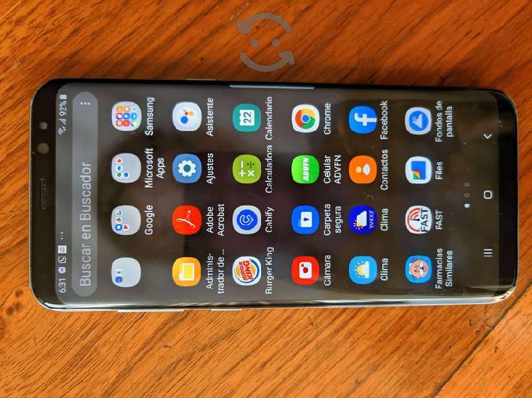 Samsung galaxy s8 plus, remato, doble sim,liberado