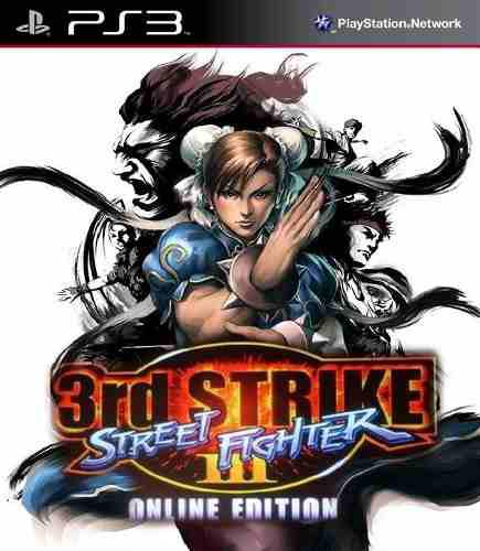 Street Fighter Iii: Third Strike Online Juego Digital Ps3