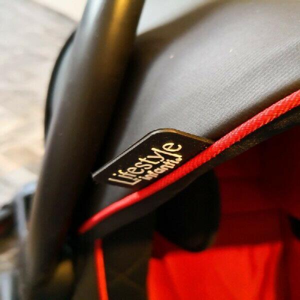 Vendo carriola marca lifestyle modelo sojo