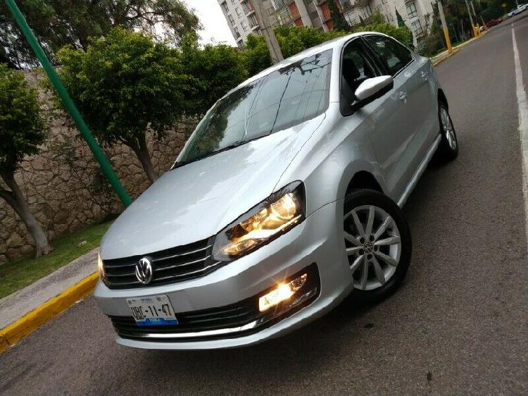 Volkswagen vento highline estándar 2018 seminuevo