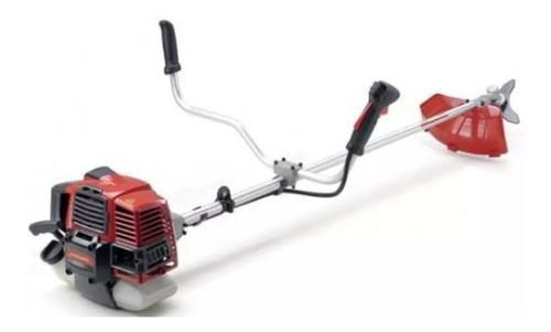 Desbrozadora 2 hp motor gasolina industrial 52 cc uso rudo