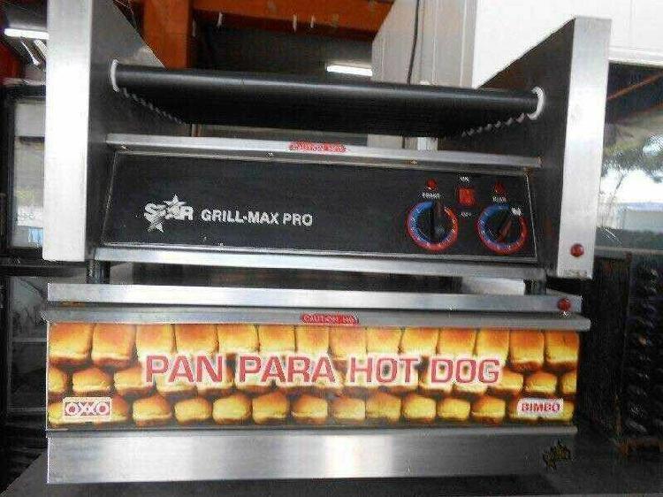 Roladora de salchichas para hot dog remate $4,500