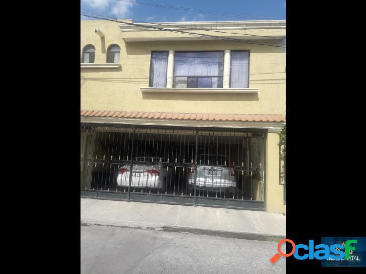 Casa en venta villas de anahuac
