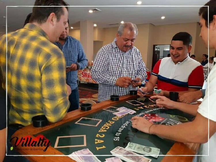 Casino de Fantasía en monterrey