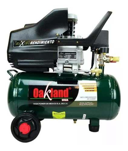 Compresor eléctrico oakland ca2525 de aire 2.5hp