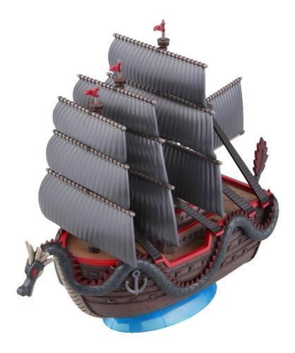 Gran barco de uno pieza (gran barco) colección barco