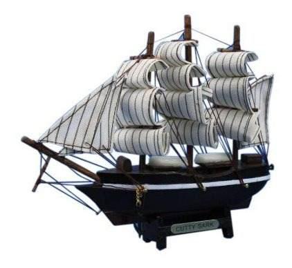 Hampton nã¡utica cutty sark tall nave, 7