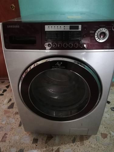 Lava-secadora Samsung 14kg Wd7122czc