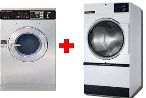 Lavadora Y Secadora Industrial 30lb