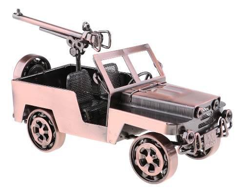 Modelo de coche clásico antiguo vintage 210 x 90 x 130 mm