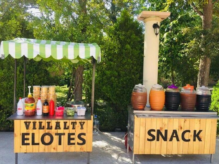 Ricos snack's para tu evento