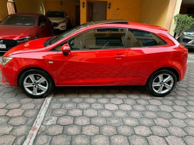 Seat ibiza style coupe plus modelo 2013