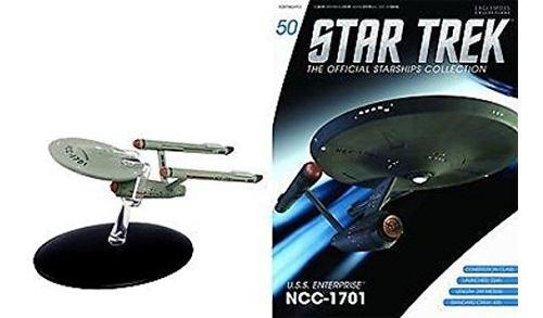 Star trek starships collection 50 uss enterprise ncc1701